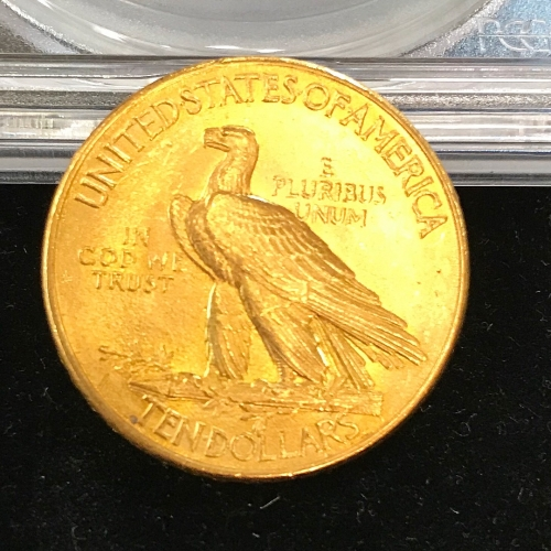 $10 Gold Indian Coin Pre 1933